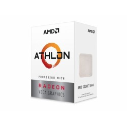 AMD Athlon 200GE Dual-Core 3.2 GHz 5MB Skt AM4