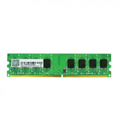 DDR2 800 GSKILL 2GB CL5 VALUE SERIES
