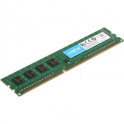 DDR3L 1600 CRUCIAL 4GB CL11 1.35V / 1.5V
