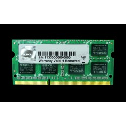 DDR3 1066 SODIMM 4GB GSKILL CL7 SQ APPLE
