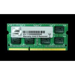 DDR3 1066 SODIMM 4GB GSKILL CL7 SQ APPLE