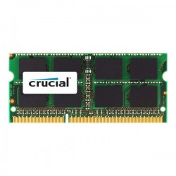 DDR3L 1600 SODIMM 8GB CRUCIAL CL11 1.35V / 1.5V