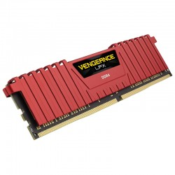 DDR4 2400 CORSAIR 8GB Vengeance LPX Red CL14