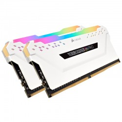 DDR4 2666 CORSAIR 16GB (2x8GB) Vengeance RGB PRO CL16