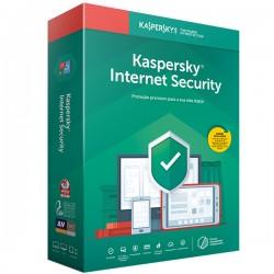 KASPERSKY Internet Security MD 2019 Retail Renovação 3DISP/1ANO