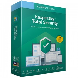 KASPERSKY Total Security 2020Retail 5DISP/1ANO