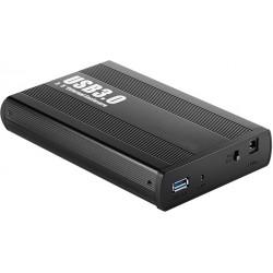 """BLUERAY Caixa Externa SATA 3.5"""" - USB 3.0"""