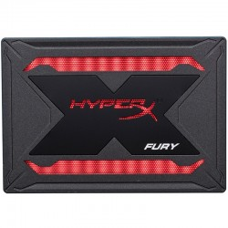 "KINGSTON 480GB HyperX Fury SHFR RGB SSD 2.5"" SATA 6Gb/s"