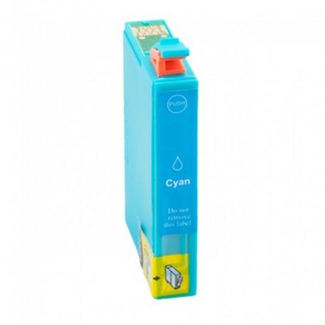 Tinteiro Compatível EPSON 603XL Ciano T03A2