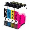 Pack 4 Tinteiros Compatíveis EPSON 603XL