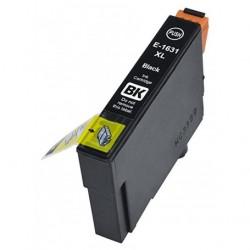 Tinteiro Compatível EPSON 16XL Preto T1631