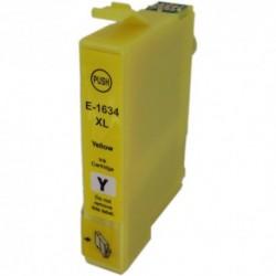 Tinteiro Compatível EPSON 16XL Amarelo T1634