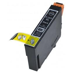 Tinteiro Compatível EPSON 18XL Preto T1811