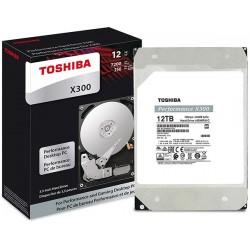 "TOSHIBA 12TB X300 3.5"" SATA3 7200rpm 256MB cache"
