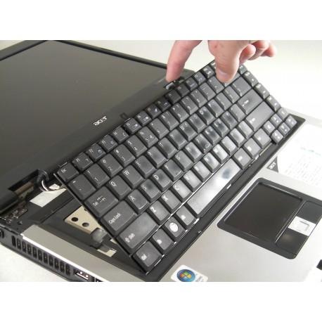 Substituição de teclado de portátil