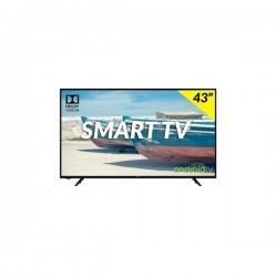 """HITACHI LED TV 43"""" 43HAK5751UHD 4K SMART TV ANDROID WI-FI PRETO"""