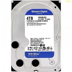 "WD Blue 4TB 3.5"" SATA3 5400rpm 64MB cache"