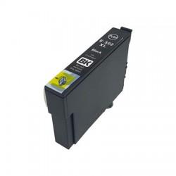 Tinteiro Compatível EPSON 502XL Preto T02W1