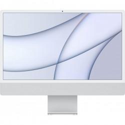 "APPLE iMac 24"" Retina 4.5K - Apple M1 8c CPU/ 7c GPU, 8GB, 256GB - Silver"