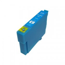 Tinteiro Compatível EPSON 502XL Ciano T02W2