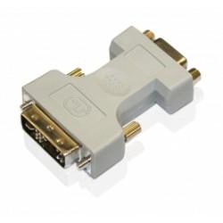 Adaptador EQUIP DVI (12 + 5p) M para VGA (HDB15) F