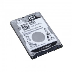 "WD Black 500GB 2.5"" SATA3 7200rpm 32MB cache"