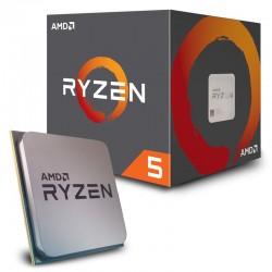 AMD Ryzen 5 1600X Hexa-Core 3.6 GHz 19MB SktAM4