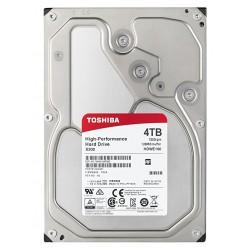 "TOSHIBA 4TB X300 3.5"" SATA3 7200rpm 128MB cache"
