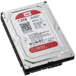 "WD Red 1TB 3.5"" SATA3 5400rpm 64MB cache"