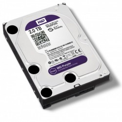 "WD Purple 2TB 3.5"" SATA3 5400rpm 64MB cache"
