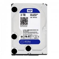 "WD Blue 3TB 3.5"" SATA3 5400rpm 64MB cache"