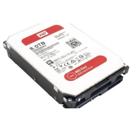 """WD Red 8TB 3.5"""" SATA3 5400rpm 128MB cache"""