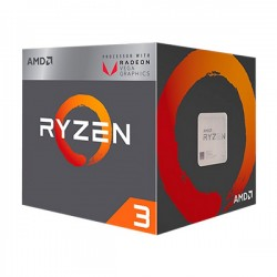 AMD Ryzen 3 2200G Quad-Core 3.5 GHz 6MB VEGA 8 SktAM4