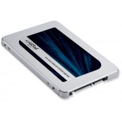 """CRUCIAL MX500 500GB SSD 2.5"""" SATA 6Gb/s"""