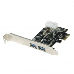 LOGILINK PCIe - 2P Ext UB3.0 TIPO A