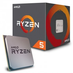 AMD Ryzen 5 2600 Hexa-Core 3.4 GHz 19MB SktAM4