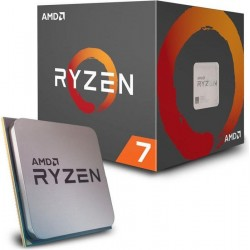 AMD Ryzen 7 2700 Octa-Core 3.2 GHz 20MB SktAM4
