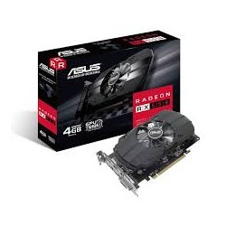 ASUS PH-RX550-4G-M7 Phoenix Radeon RX 550 4G GDDR5