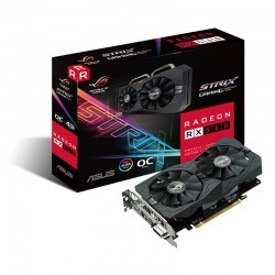 ASUS ROG-STRIX-RX560-O4G-GAMING - Radeon RX 560 4GB GDDR5