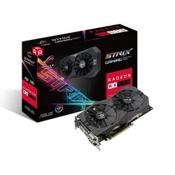 ASUS ROG-STRIX-RX570-4G-GAMING - Radeon RX 570 4GB GDDR5