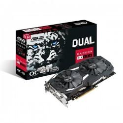 ASUS DUAL-RX580-O4G - Radeon RX 580 OC 4GB GDDR5